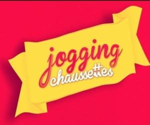 Jogging chaussettes