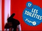 Papa, la web série - Les toilettes