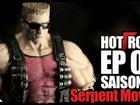 Hot Rock - serpent moves