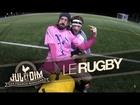 Jul et Dim - Le rugby