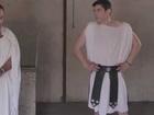 Almost Roméo et Juliette - Casting - césar et marc-antoine
