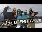 Jul et Dim - Le ski par - part 1