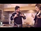 Les secrets de la Chef Factory - Préparer la pâte de la tarte à la praline