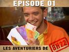 Les aventuriers de 8h22 - Episode 01