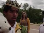 Almost Roméo et Juliette - la cour du prince